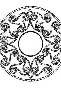 Celtic Art - Coloring Pages for Adults9