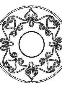 Celtic Art - Coloring Pages for Adults8