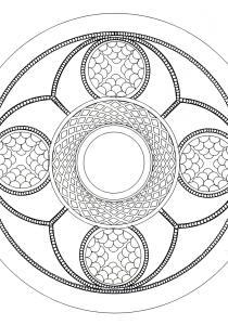 Celtic Art - Coloring Pages for Adults6