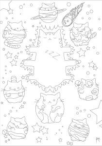 Doodle Art / Doodling - Coloring Pages for Adults1