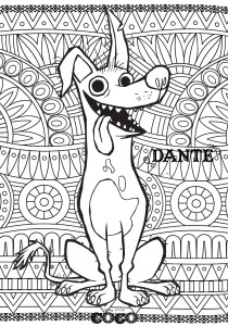 Return to childhood - Coloring Pages for Adults6