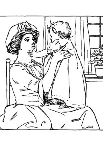 Vintage - Coloring Pages for Adults11