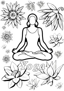 Zen and Anti stress - Coloring Pages for Adults14