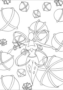 Zen and Anti stress - Coloring Pages for Adults0