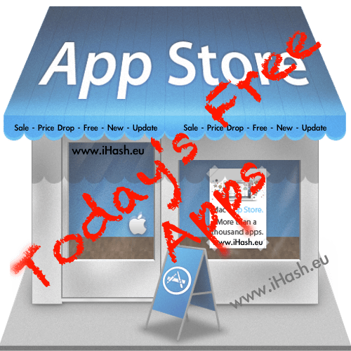 Today's (30.04.13) iOS free apps