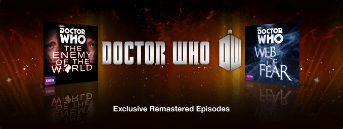 BBC Releases Lost Episodes of 'Doctor Who' Exclusively on iTunes