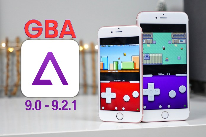 How To Get GBA Emulator on iOS 9.2 FREE – GBA4iOS 2.1 NO Jailbreak