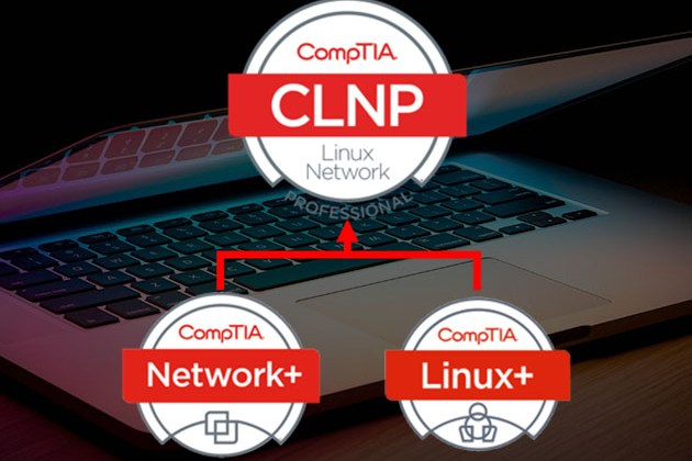 The CompTIA Linux Network Professional Bundle for $29
