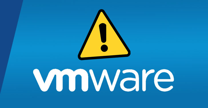 Critical Unpatched VMware Flaw Affects Multiple Corporates Products