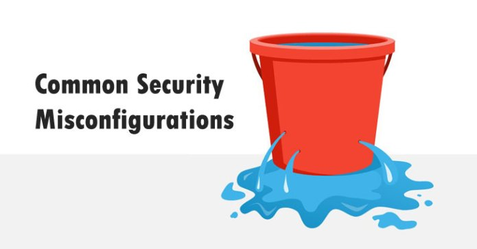Common Security Misconfigurations and Their Consequences