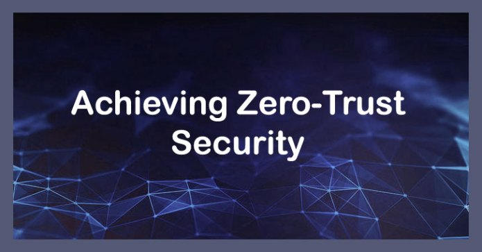 Missing Link in a 'Zero Trust' Security Model—The Device You're Connecting With!