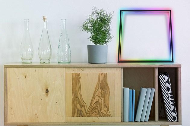 LampDepot RGB Matrix Square Wall Lamp for $89