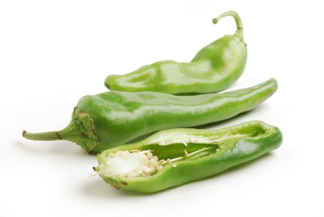 The perfect pepper