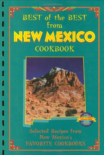 Best cookbook from New Mexico