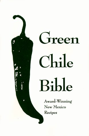 Green Chile Bible book