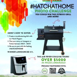 Hatch at Home Photo Challenge