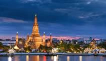 8. Thailand - Thailand sejak lama menikmati kepercayaan tinggi di kalangan investor. Negeri gajah putih itu misalnya beberapa tahun lalu menggeser Cina sebagai negara produksi Toyota terbesar ketiga di dunia. Serupa dengan Malaysia, Thailand mengandalkan sektor otomotif dan elektronik untuk mendulang dana investasi asing.