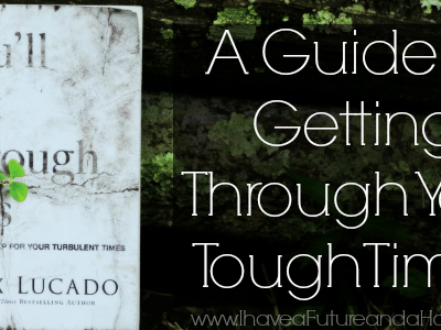 You'll Get Through This by Max Lucado