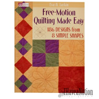 Cover of Free Motion Quilting Made Easy