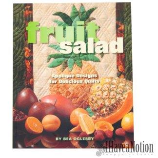Fruit Salad -Applique