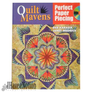 Cover of Quilt Mavens-Perfect Paper Piecing