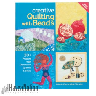Cover of Creative Quilting with Beads