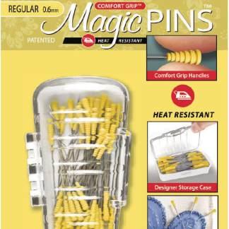 Magic Pins for Applique