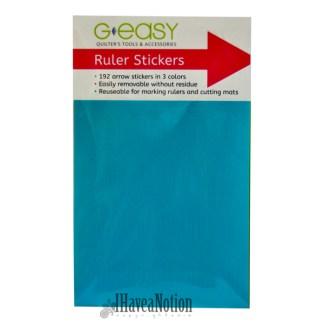 G Easy Ruler Stickers/Marking Arrows