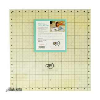 Quilters Select 12.5 inch square ruler