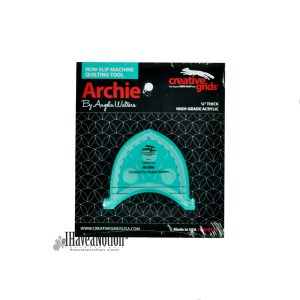 Archie Longarm Ruler/Template