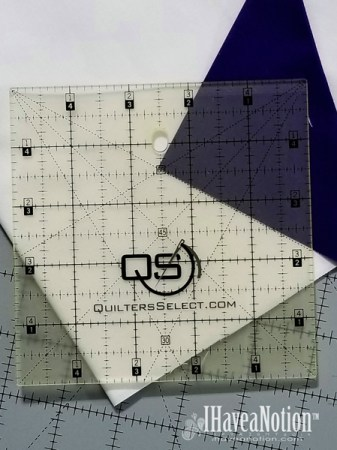 """The 5"""" Square Quilters Select tint"""