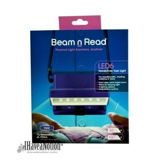 Beam n Read in Violet Color