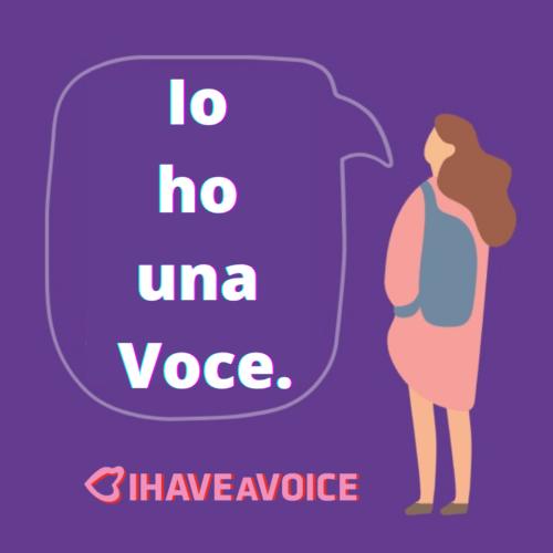 Grazie a chi sostiene Ihaveavoice