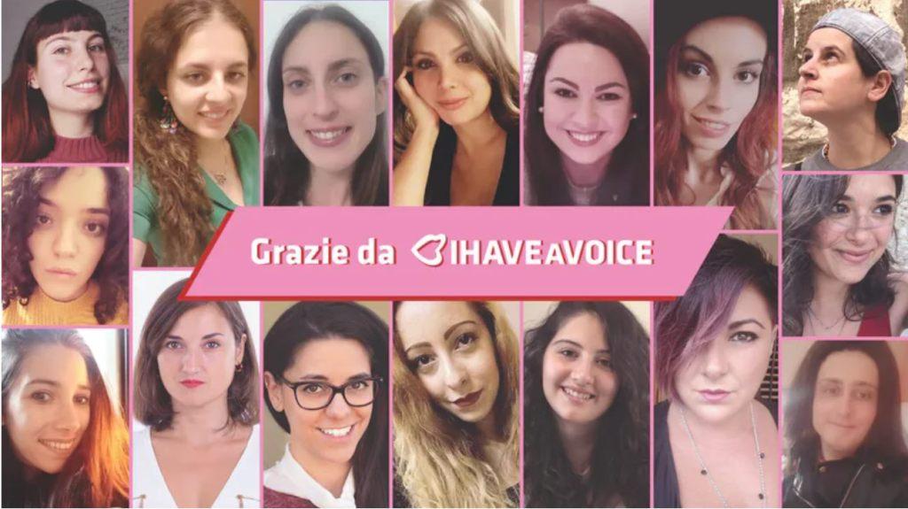 Grazie da Ihaveavoice