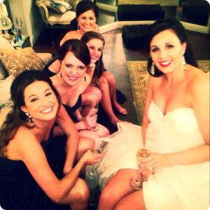 Kim's Beautiful Wedding