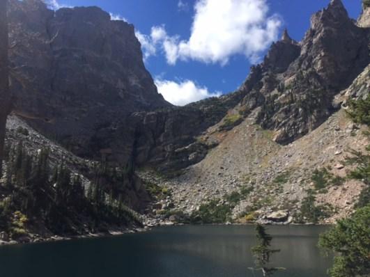 CO Emerald lake