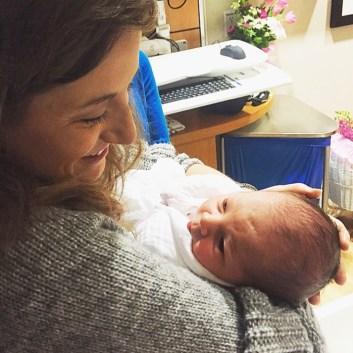natalie's baby