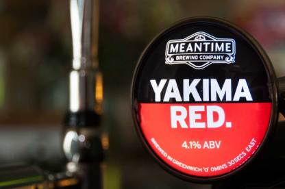 Meantime Brewing Company's Yakima Red