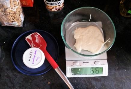 Sourdough: preparing the starter