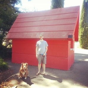June 2014: Visiting the Snoopy Museum