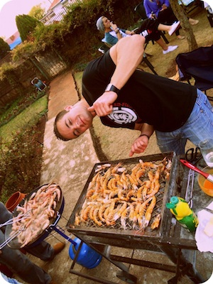 Recent BBQ Party!