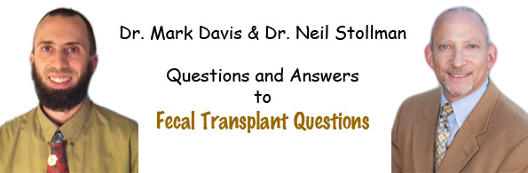 fecal transplant common questions