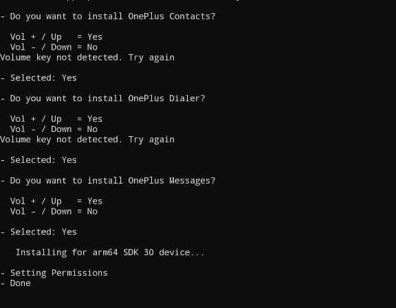 Holen Sie sich Oneplus Dialer mit Anrufaufzeichnung auf Oneplus 8t