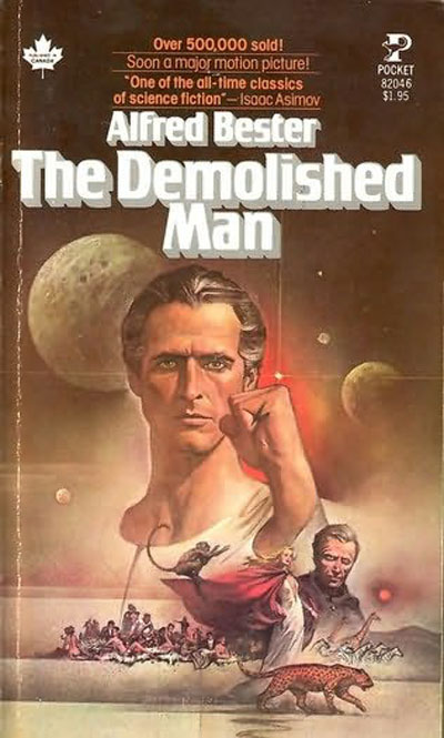 Image result for illustrations from demolished man