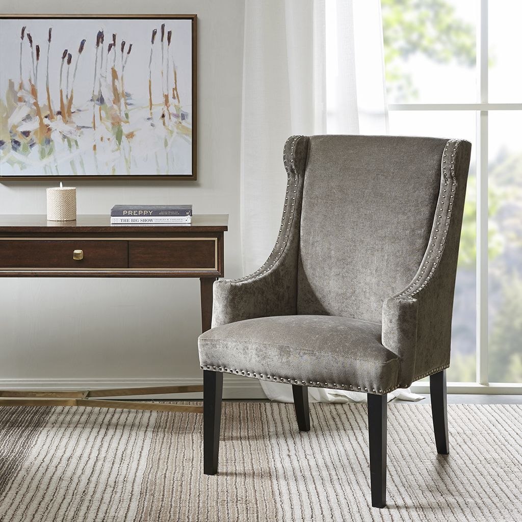 high back wing chairs chair with wheels marcel madison park olliix