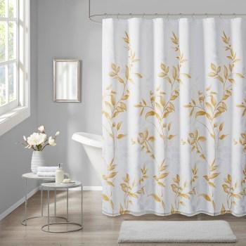madison park shower curtains bath