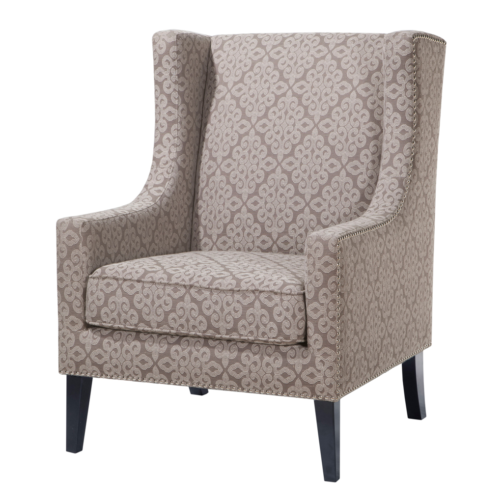 Barton Chair Barton Wing Chair Madison Park Olliix