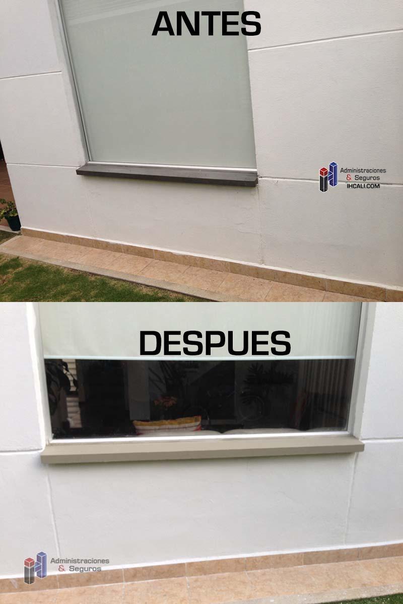 Mantenimiento y Reparacion de fachadas