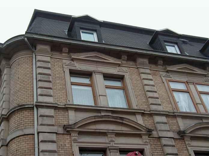 Taubenabwehr an Wohnhäuser