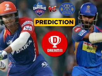 IPL 2019 - 40th Match, RR vs DC Dream11 Team Prediction Today Match